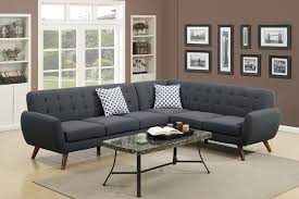 Transitional Style Living Room Furniture F6962 Sectional Sofa Transitional Style Ladiscountfurniture Com