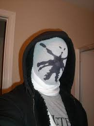 how to make a rorschach mask 5 steps with pictures