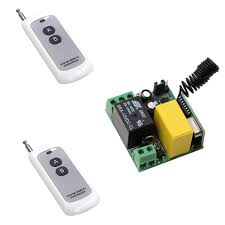 outdoor remote light switch new rf l led bulb remote lighting switch 2keys transmitter with