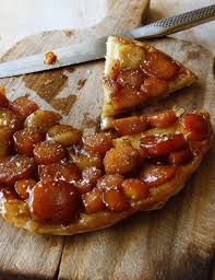 tarte tatin cuisine az parsnips shallots puff pastry river cottage