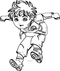 diego coloring pages wecoloringpage