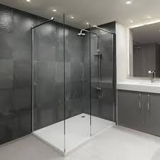 1500 Shower Door Elite 1500 Walk In Shower Enclosure Tray Shower Screens