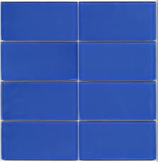 blue glass subway tiles amazing tile arafen