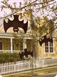 5 last minute easy halloween outdoor decorations