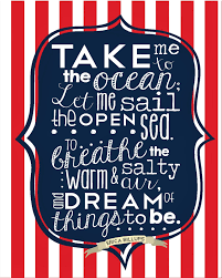sweet leigh mama atlanta mommy blog nautical themed nursery