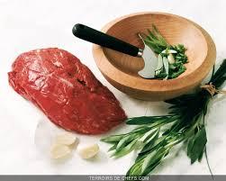 comment cuisiner la poire de boeuf le bœuf poire merlan et araignée les morceaux du boucher