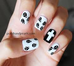 skull nail art mailevel net