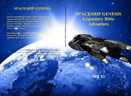 spaceship genesis legendary bible adventure by mil yi 9 95