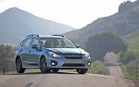 old subaru impreza hatchback 2012 subaru impreza 2 0l sport limited verdict motor trend