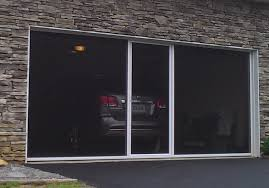 opening the garage screen door manually home design by larizza