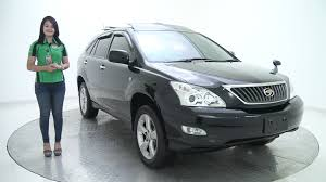 lexus rx330 vs honda cr v mobil bekas toyota harrier 2 4 heater pwr bdr at hitam 2010 youtube