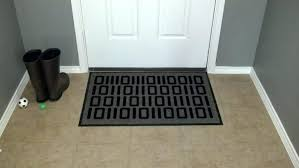 Outdoor Front Door Rugs Front Door Front Door Rug Doormat With For Ideas Gray Also Mat