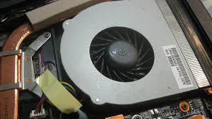 how to clean laptop fan asus g51vx shuts down without warning overheating
