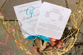personalized fans wedding program fans coral wedding fans turquoise program fans