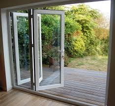 Patio Bi Folding Doors by Sliding Folding Patio Doors Image Collections Glass Door