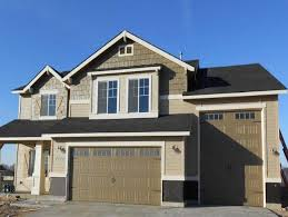 House Plans With Rv Garage by This Large Rv Garage Was Designed To Complement The Grand Island