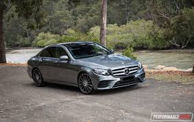 mercedes 2016 2016 mercedes benz e 200 amg line review performancedrive