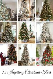 Christmas Trees 12 Gorgeous Christmas Trees Sure To Inspire Making It In The