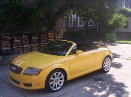 2004 audi tt s line 3 2 dsg rennlist porsche discussion forums