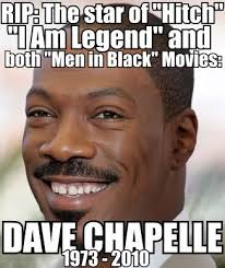 Dave Chappelle Prince Meme - rip dave chappelle genius