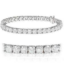 white gold jewelry bracelet images 18ct white gold 2 1 2 carat diamond tennis bracelet newburysonline jpg