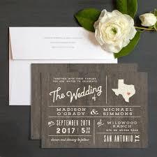 wedding invitations san antonio extraordinary san antonio wedding invitations 23 for best wedding