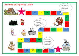 red riding hood game bunness teaching resources tes