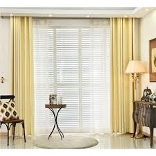 Patterned Curtains And Drapes Mustard Yellow And Gray Patterned Modern Long Room Divider Curtains
