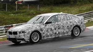 2017 bmw 5 series gt scooped on the nurburgring bmwcoop