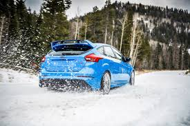 oh the weather outside is frightful but the focus rs is so