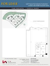 100 industrial building floor plan mutiara light industrial