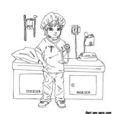 coloring pages puppetonia doctor coloring page in coloring