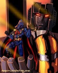 Cobra Commander Meme - cobracon transformers know your meme