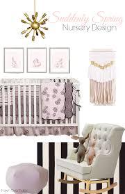 Dahlia Crib Bedding Fawn Baby Balboa Baby Bedding Inspired Nursery Design