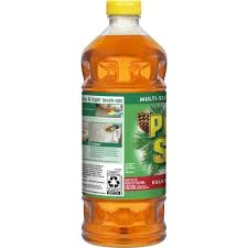 can i use pine sol to clean wood cabinets pine sol 48 oz original pine all purpose multi surface