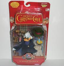 scrooge ducktales as ebenezer scrooge figure review