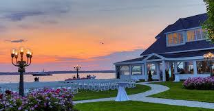 cape cod wedding venues wychmere club in harwich port massachusetts new