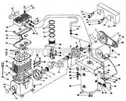 sanborn air compressor parts 959