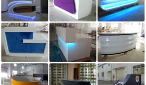 Dual Desk Home Office Desk Awesome Double Reception Desk Diy Reception Desk Office