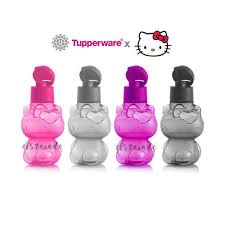 tupperware kitty eco bottles airfrov travellers