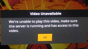 roku app android unavailable error on plex only on roku not on any other