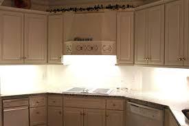 under counter led kitchen lights battery under counter lighting battery powered fooru me