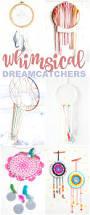 20 whimsical diy dreamcatchers frugal mom eh