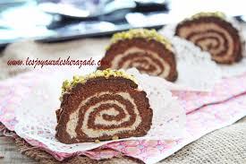 cuisine facile sans four gâteau algérien sans cuisson chocolat halva