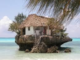 the rock restaurant in zanzibar tanzinia vacation spots