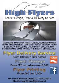 flyer design cost uk high flyers devon uk home