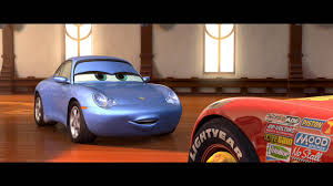cars sally and lightning mcqueen kiss images of sally carrera deviantart sc