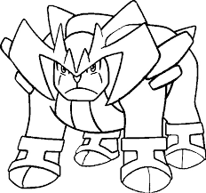 pokemon gerdo coloring images pokemon images