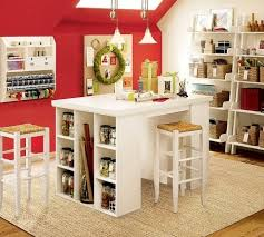 14 best dream craft rooms images on pinterest home craft space