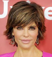 texture of rennas hair lisa rinna i never had a career before i had the lips lisa